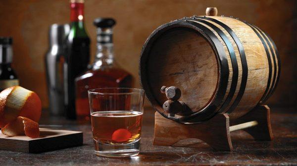 Самодельный виски из самогона