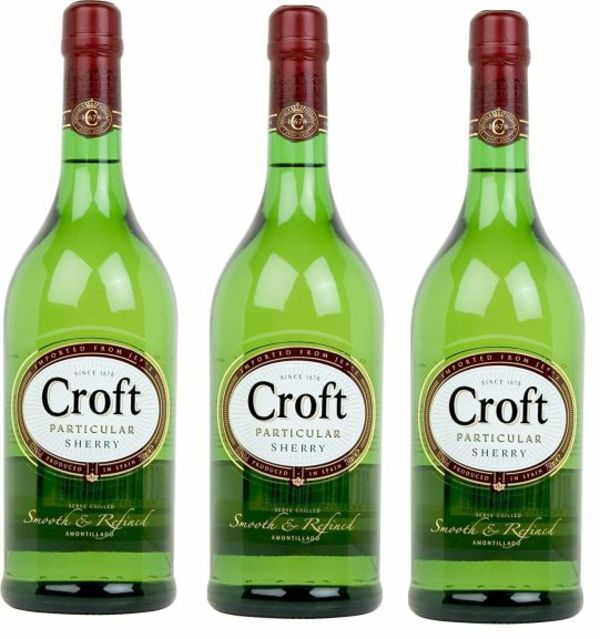 Вино Croft Jerez.