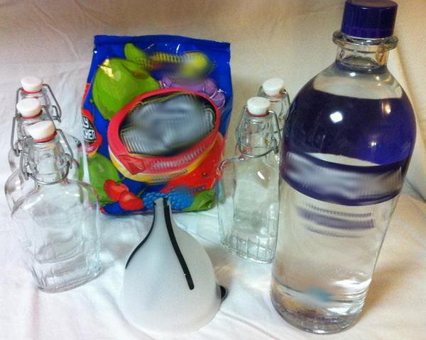 Как сделать водку со спирта