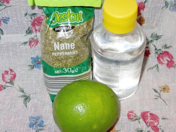 Водка с добавлением лимона
