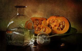 Самогон из тыквы – рецепт браги с сахаром и без, особенности обработки для брожения