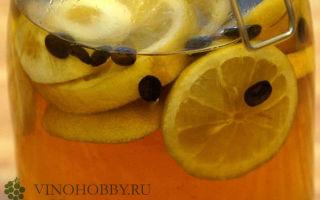 Лимонная настойка на водке по проверенным рецептам: неповторимый вкус и несомненная польза