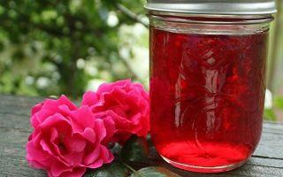 Настойка из чайной розы на водке (спирте) – рецепт из лепестков и правила подготовки сырья