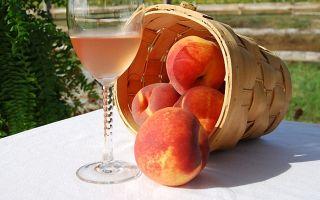Вино из нектаринов в домашних условиях: рецепт приготовления и подготовка ингредиентов