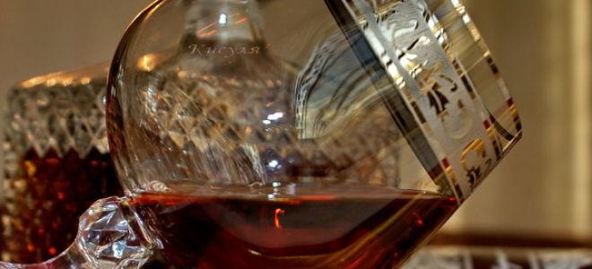 Домашние рецепты приготовления коньяка из водки