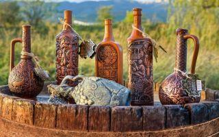 Грузинские вина – история, особенности и названия