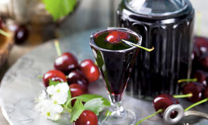 Наливка из вишни: рецепты приготовления в домашних условиях