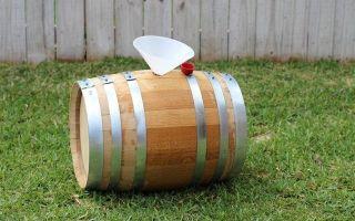 Выдержка ликера (настойки) в дубовых бочках: простые рецепты приготовления напитка