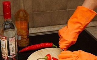Настойка стручкового перца – рецепт и применение в домашних условиях от болезней