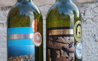 Вина Греции: особенности и история виноделия региона, категории и известные марки
