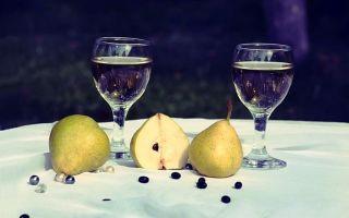 Домашнее вино из груш по простому рецепту: выбор сырья и особенности приготовления вкусного напитка