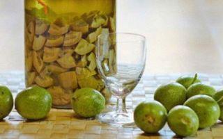 Вино из грецких орехов (зеленых) в домашних условиях – рецепт и дегустационные характеристики