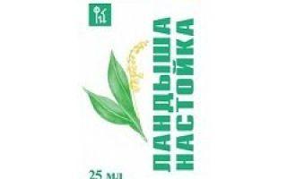 Настойка ландыша на водке (спирте): рецепт и применение для лечебных целей, полезное действие растения
