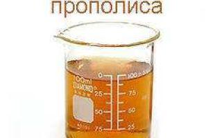 Настойка прополиса на спирту – рецепт приготовления настоя, приготовление и применение для здоровья
