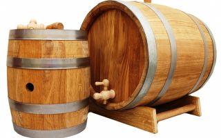 Лучшие емкости для приготовления (брожения) вина: основные технологические процессы и тара для них