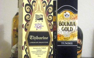 Напиток Буха (Boukha) – понятие и особенности водки из Туниса, популярные вина