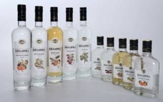 Кизлярка – дагестанская виноградная водка и технология ее производства