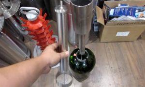 Угольная колонна для очистки самогона своими руками