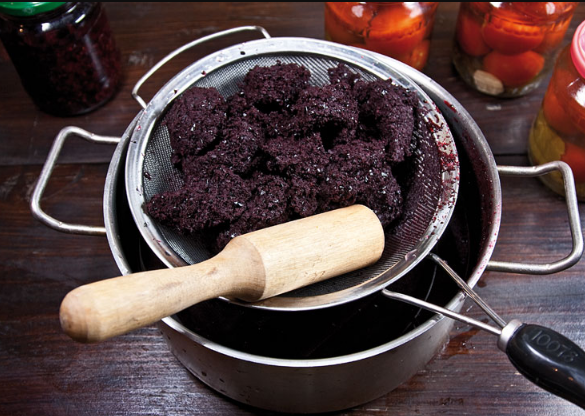 Как сделать дома вино из черноплодной рябины