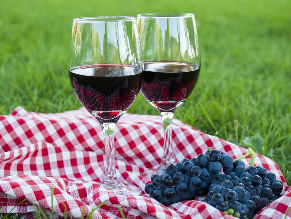 Вино из винограда изабелла по грузински