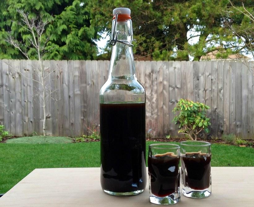 Чернослив на спирту рецепт приготовления