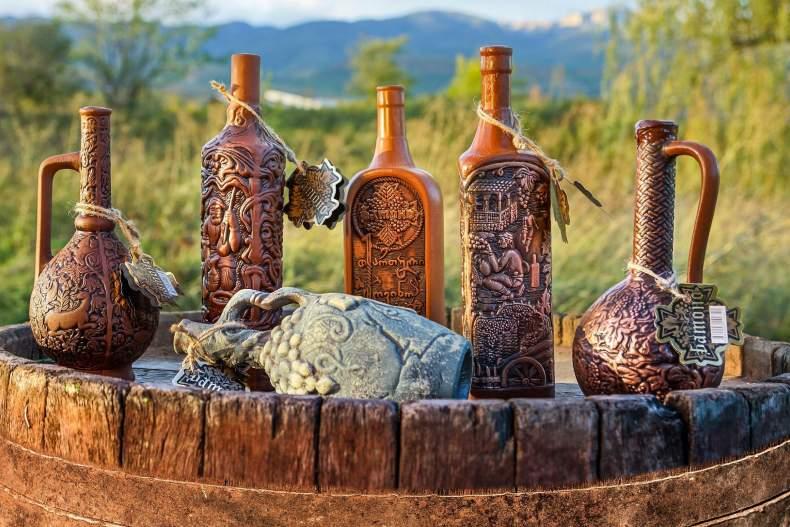 История виноделия в Грузии - Вся правда об алкоголе