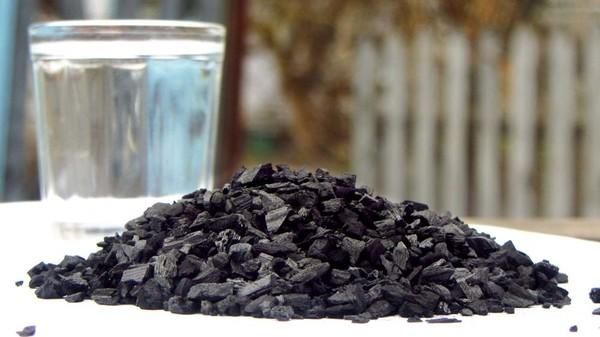 Какой нужен уголь для очистки самогона
