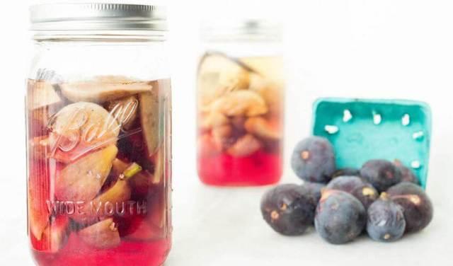 Как приготовить настойку (ликер) из замороженного или сушеного сырья?