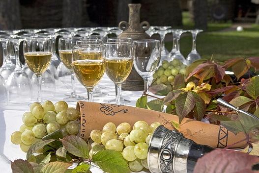 Мукузани – грузинское красное сухое вино из сорта саперави