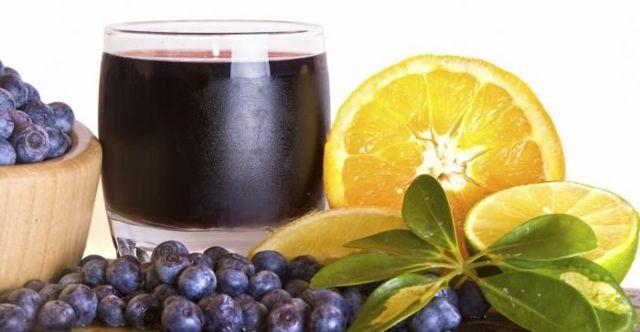 Настойка из черники на водке, самогоне, спирте