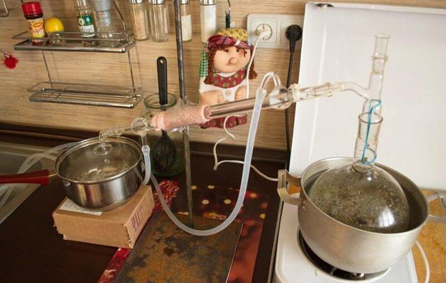 Абсент из самогона в домашних условиях – рецепт приготовления