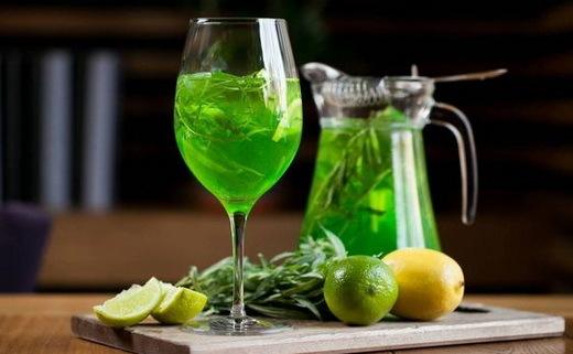 Настойка на тархуне водки (спирта, самогона) – рецепт