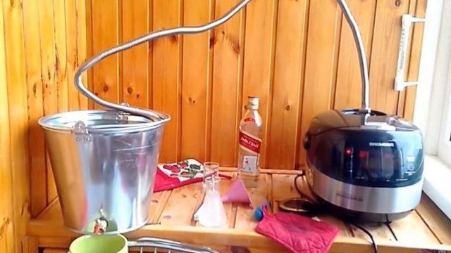 Реально ли сделать самогон без самогонного аппарата