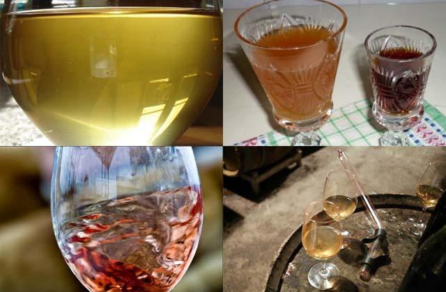Вино превратилось в слизь - как лечить
