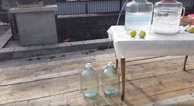 Технология правильной очистки самогона яйцом (белком)