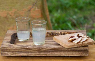Самогон мутный или помутнел при добавлении воды
