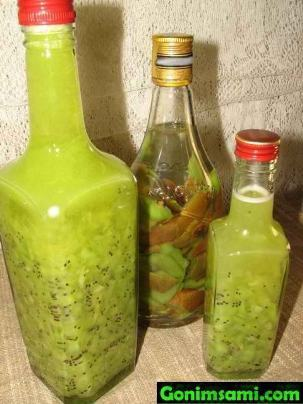 Вино из киви в домашних условиях – рецепт и приготовление