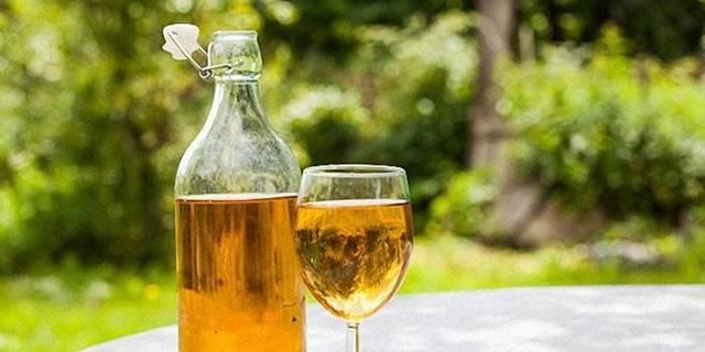 Домашнее вино из груш по простому рецепту