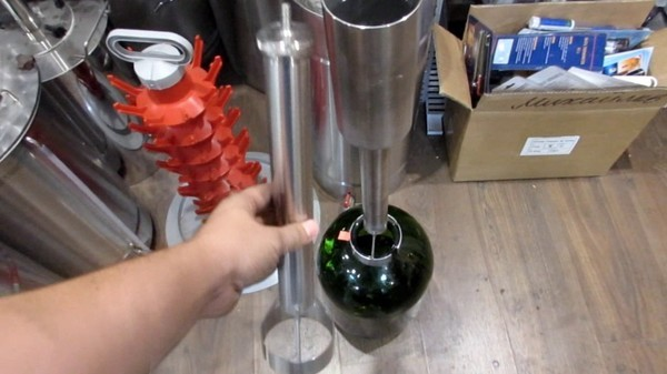 Угольная колонна для очистки самогона своими руками – конструкция