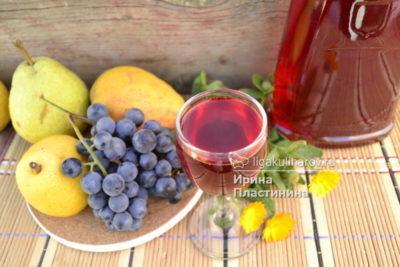 Домашний виноградный ликер – 3 рецепта приготовления