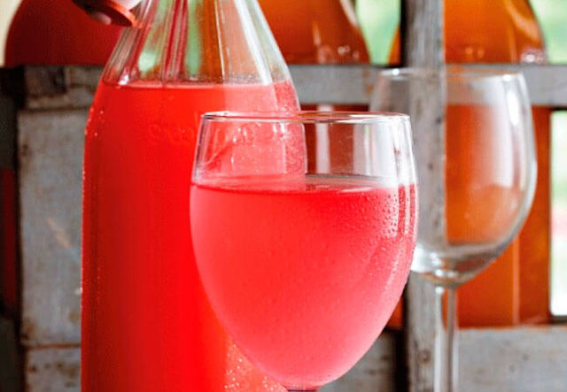 Вино из ревеня в домашних условиях – рецепт приготовления
