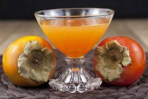 Самогон из хурмы – правильный рецепт браги с сахаром и без