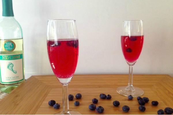 Вино из черники в домашних условиях по простому рецепту